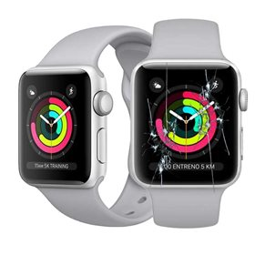Reparacion/ cambio Cristal pantalla Applewatch Apple Watch series 3 - 38 mm