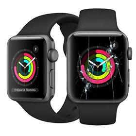 Reparacion/ cambio Cristal pantalla Applewatch Apple Watch series 3 - 42 mm