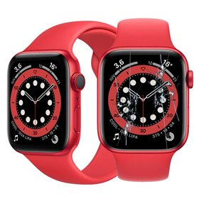 Reparacion/ cambio Cristal pantalla Applewatch Apple Watch series 6 - 44 mm