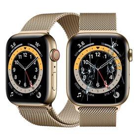 Reparacion/ cambio Cristal pantalla Applewatch Apple Watch series 6 - 40 mm