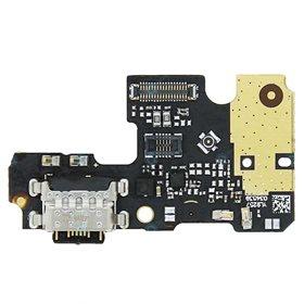 Conector de carga original Xiaomi Mi A3 Negro