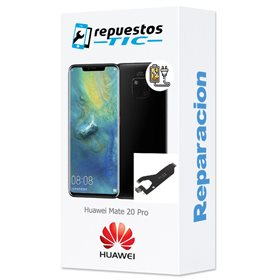 Reparacion/ cambio Conector de carga Huawei Mate 20 Pro