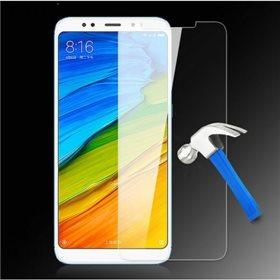 Protector pantalla cristal templado  Xiaomi Redmi 5 Plus transparente