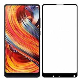 Protector pantalla cristal templado  Xiaomi Mi Mix 2/ Mix 2s Negro