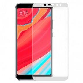 Protector pantalla cristal templado  Xiaomi Redmi S2 Blanco
