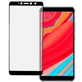 Protector pantalla cristal templado  Xiaomi Redmi S2 Negro
