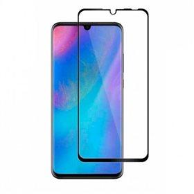 Protector pantalla cristal templado  Huawei P30 pro Negro