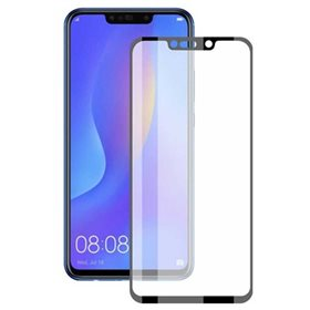 Protector pantalla cristal templado Huawei Mate 20 Pro Negro