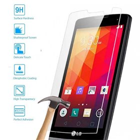 Protector pantalla cristal templado  LG Leon 4G H340