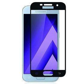 Protector pantalla cristal templado Samsung Galaxy A5 2017 Negro