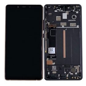 Pantalla completa con marco Xiaomi MI 8 SE Negro