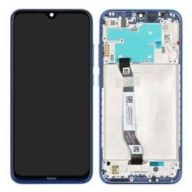 Pantalla completa original con marco Xiaomi Redmi Note 8 Azul