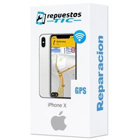 Reparación Antena GPS iPhone X