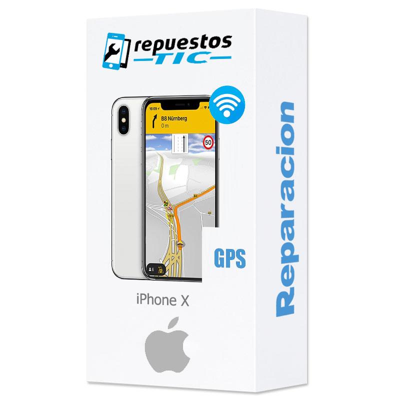 Reparaçao Antena GPS iPhone X