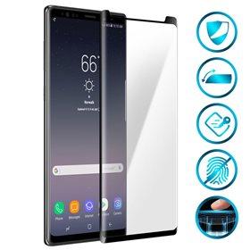 Protector pantalla cristal templado Samsung Galaxy Note 9 N960 Negro