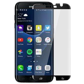 Protector pantalla cristal templado Samsung Galaxy S7 Edge G395F Negro