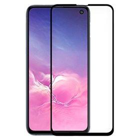 Protector pantalla cristal templado Samsung Galaxy S10e G970 Negro
