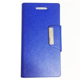 Funda protectora tipo libro Sony Xperia S Azul
