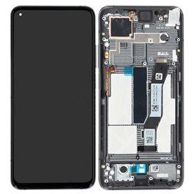 Pantalla completa original con marco Xiaomi Mi 10T/ Mi 10T Pro Negro