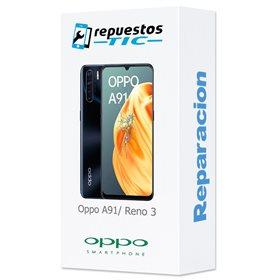 Reparacion/ cambio Pantalla completa Oppo A91/ Oppo Reno 3