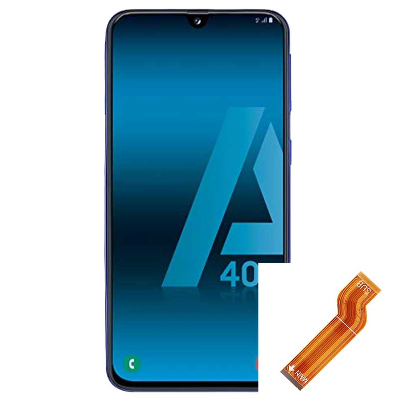 Reparacion/ cambio Flex principal conexiones Samsung Galaxy A40 A405