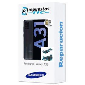 Reparacion/ cambio Conector de carga Samsung Galaxy A31 A315F