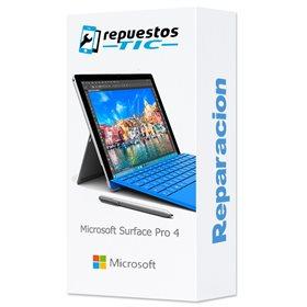 Reparacion/ cambio Pantalla completa Microsoft Surface Pro 4