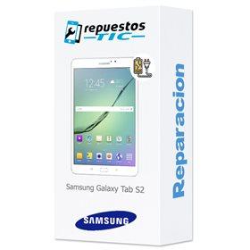 Reparacion/ cambio Conector de carga Samsung Galaxy Tab S2 9.7 SMT815/ SMT813