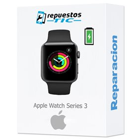 Reparacion/ cambio Bateria Apple Watch Serie 3 42mm