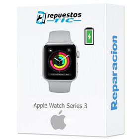 Reparacion/ cambio Bateria Apple Watch Serie 3 38mm