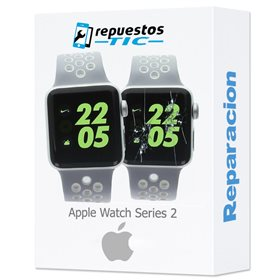 Reparacion/ cambio Pantalla original Apple Watch Serie 2 42mm desmontaje