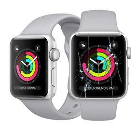 Reparacion/ cambio Pantalla original Apple Watch Serie 3 38mm (GPS + Celular) desmontaje