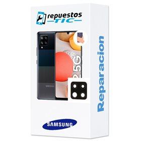 Reparacion/ cambio Lente Camara trasera Samsung Galaxy A42 5G A426