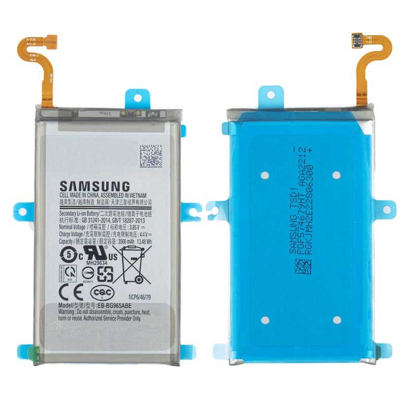 Bateria original Samsung Galaxy S9 Plus G965
