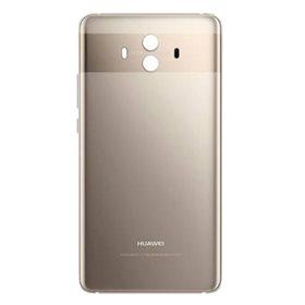 Tapa trasera Huawei Mate 10 Marron (Moca Dorado)