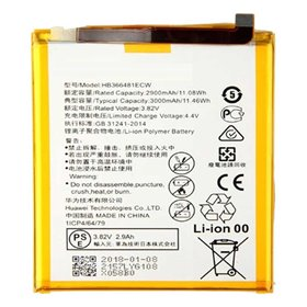 Bateria Huawei Y6 2018