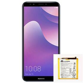 Reparacion/ cambio Bateria Huawei Y6 2018