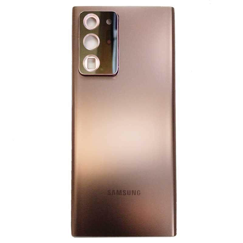 Tapa trasera Samsung Galaxy Note 20 Ultra/ Ultra 5G N985 N986 Bronce