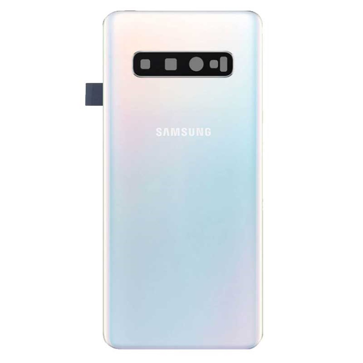 Tapa trasera Samsung Galaxy S10 G973 Blanco (Prism White)