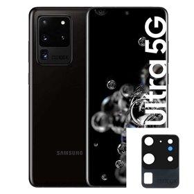 Reparacion/ cambio Lente Camara trasera Samsung Galaxy S20 Ultra 5G G988