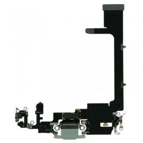 Modulo conector de carga y micro iPhone 11 Pro Plata