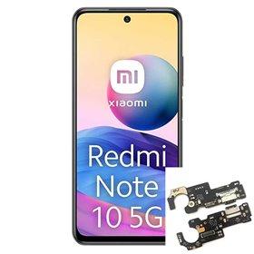 Reparacion/ cambio Conector de carga Xiaomi Redmi Note 10 5G
