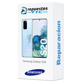 Reparacion/ cambio Tapa trasera Samsung Galaxy S20 4G/ 5G G980 G981