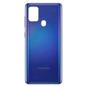 Tapa trasera Samsung Galaxy A21s A217F Azul