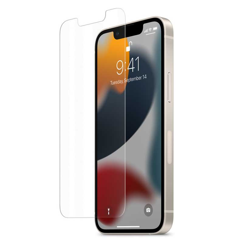 Protector pantalla cristal templado iPhone 13 Mini