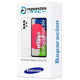 Reparacion/ cambio Pantalla original Samsung Galaxy A52s 5G Negro