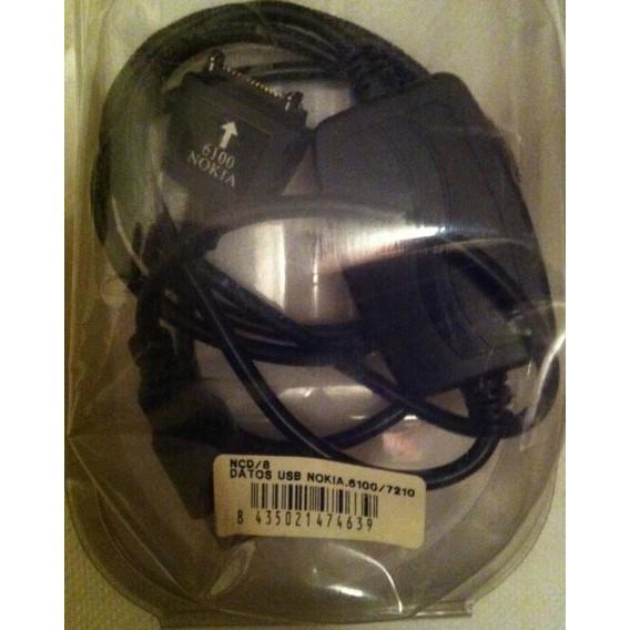 Cable Datos Nokia 6100/7210