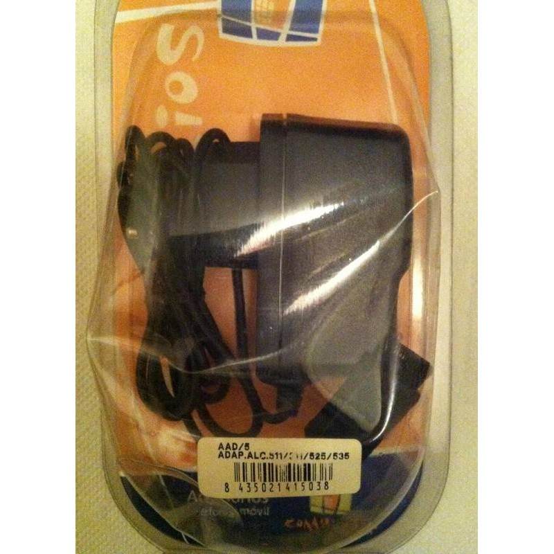 Carregador Alcatel 511/525/535