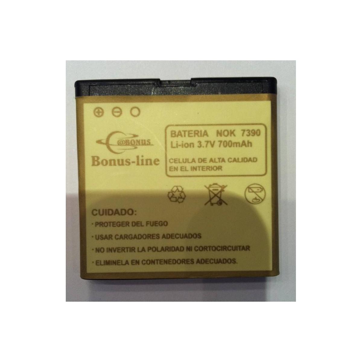 Batería BP-5M 5610, 5700, 6110, 6500s, 7390, 8600 700 m/AH Li-ion Larga Duracion