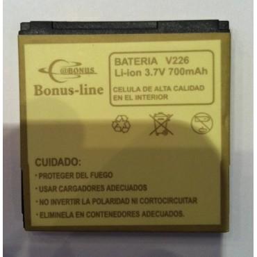 Bateria V226 700m/AH Li-ion de Larga Duracion